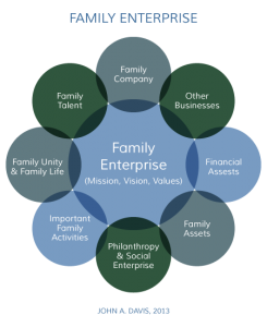 Family Enterprise CFEG Concept
