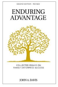 Enduring Advantage: Collected Essays on Family Enterprise Success
